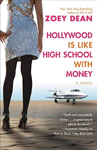 book cover of Hollywood Is like High School with Money