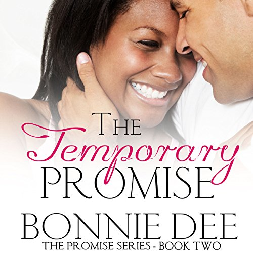 The Temporary Promise audiobook cover art
