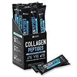 1 Single Ingredient | Contains ONLY Collagen Peptides sourced from grass-fed bovine & Hydrolyzed for easy Absorption. On-the-go Packets | Containing 11 grams of Collagen Peptides per packet - 20 packets per box Easy-To-Mix | Dissolves in Hot or Cold ...
