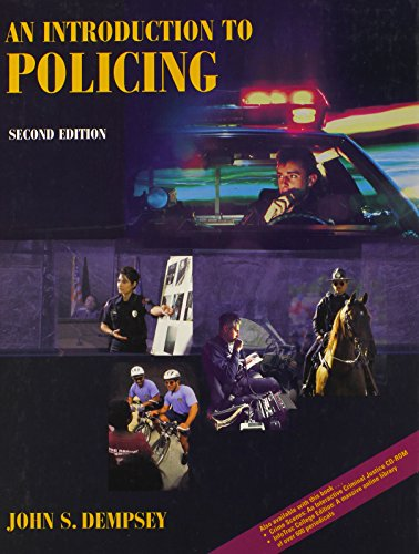 Introduction to Policing (Criminal Justice Series)