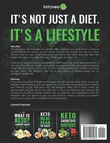 Keto Meal Plan 28 Days: For Women and Men On Ketogenic Diet - Easy Keto Recipe Cookbook 2