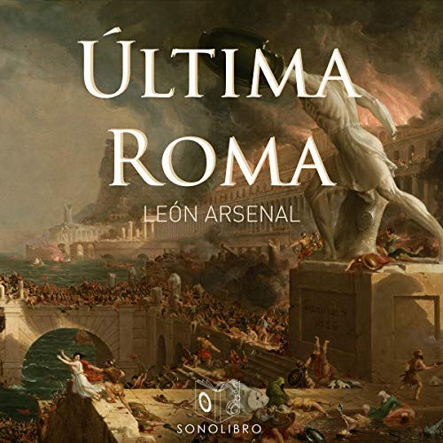 Última Roma [Last Rome] cover art