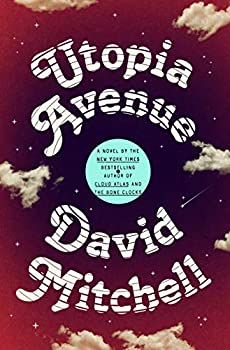 Utopia Avenue by David Mitchell science fiction and fantasy book and audiobook reviews