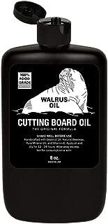 food grade butcher block oil