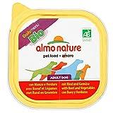 almo nature Bio Pate Dog 300 g Lot de 9
