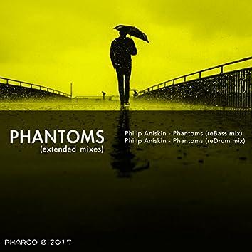 Phantoms (Extended Mixes)