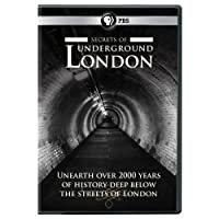 Secrets of London Underground [DVD] [Import]