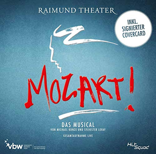 Mozart! - Das Musical - Gesamtaufnahme Live