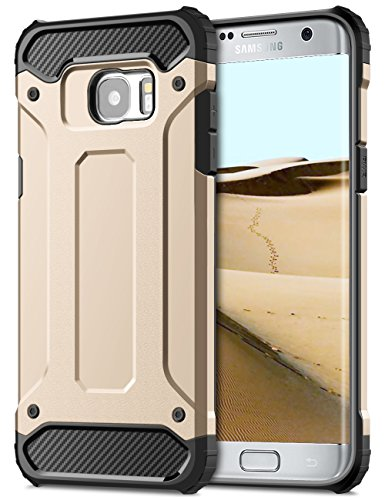 Cover Samsung Galaxy J7 2016, Coolden Hybrid Dual Layer Armor...