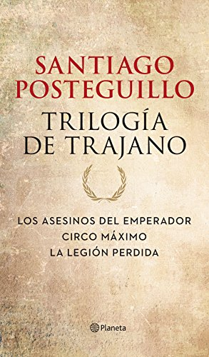 Trilogía de Trajano (pack) eBook: Posteguillo, Santiago: Amazon.es ...