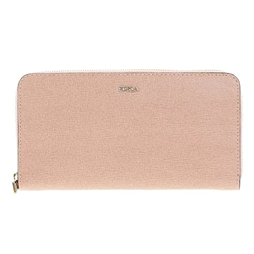 Furla Geldbörse Babylon XL Zip Around Rose 19cm