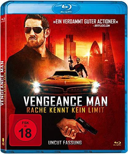 Vengeance Man - Rache kennt kein Limit [Blu-ray]