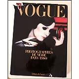 Photographies de mode : 1920-1980
