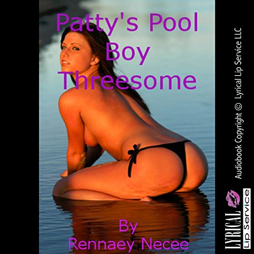 Patty's Pool Boy Threesome audiobook cover art