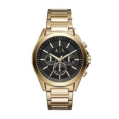 Armani Exchange Herren Chronograph Quarz Uhr mit Edelstahl Armband AX2611 zum Sonderpreis.