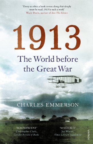 1913: The World before the Great War (English Edition)