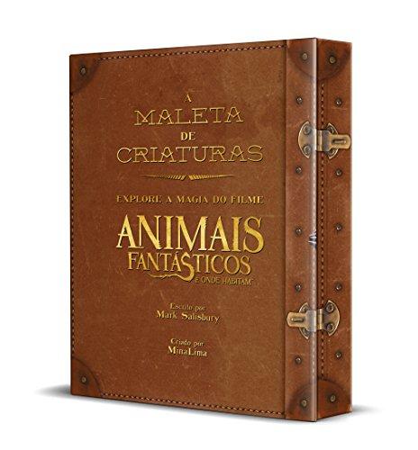 """A Maleta de Criaturas - Explore a Magia do Filme """"Animais Fantásticos e Onde Habitam"""""""