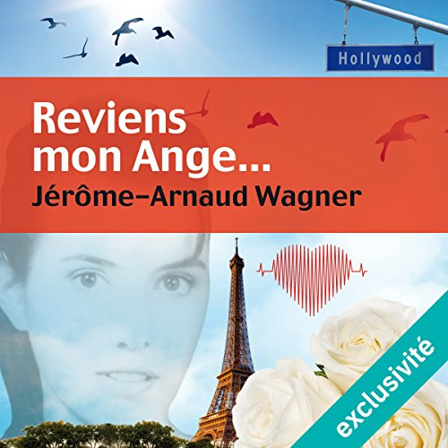 Reviens mon Ange... audiobook cover art