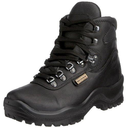 Grisport Women's Timber Hiking Boot Black CMG513 8 UK