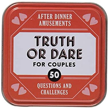 After Dinner Amusements: Truth or Dare for Couples: 50 Questions and Challenges