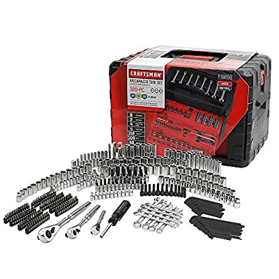Craftsman 320-Piece Mechanic's Tool Set from Craftsman