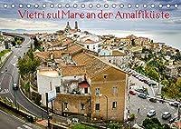 Vietri sul Mare an der Amalfikueste (Tischkalender 2022 DIN A5 quer): Vietri sul Mare, die Stadt der Keramik (Monatskalender, 14 Seiten )
