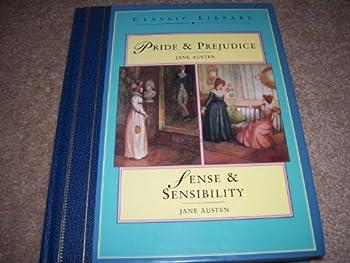 Hardcover Pride & Prejudice and Sense & Sensibility Book