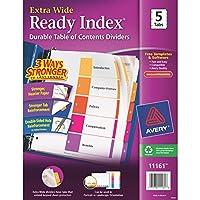 INDEX,DVDR,EW,LTR5CLRD/ST