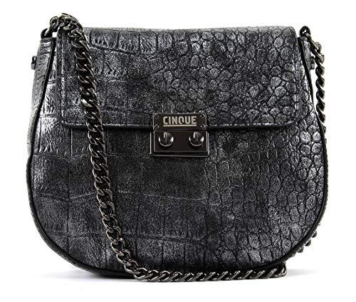 CINQUE Donna Handbag With Flap Anthracite