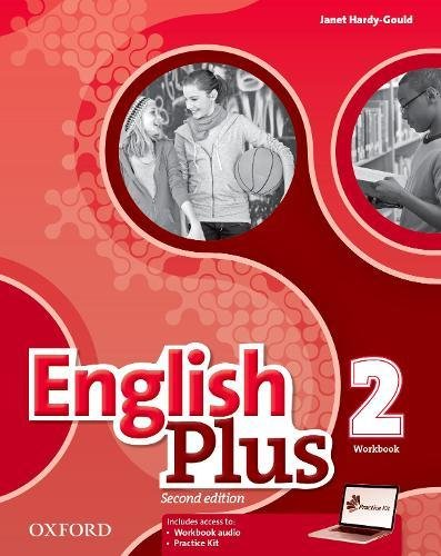 English Plus 2 Workbook - 02Edition