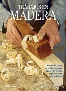 TRABAJOS EN MADERA (Spanish Edition)