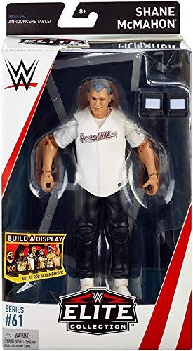 Shane McMahon-WWE Elite 61 MATTEL Jouet Wrestling Action Figure
