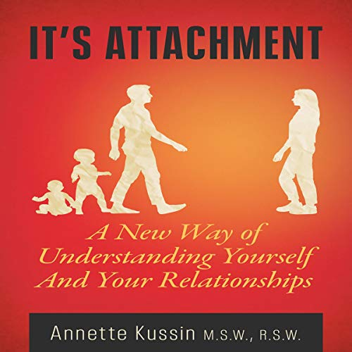 It's Attachment Audiobook By Annette Kussin cover art