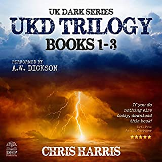 UKD Trilogy cover art