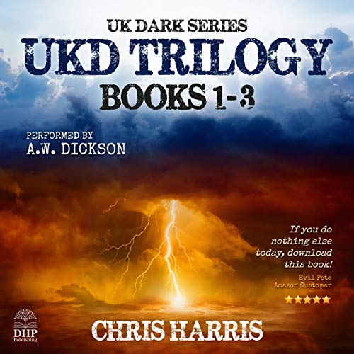 UKD Trilogy cover art