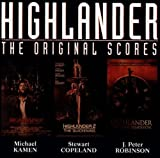 Highlander: the Final Dimension. The Orginal Scores - Various