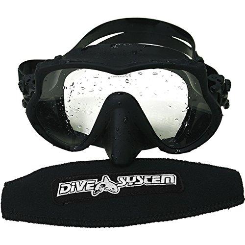 Noir S//M Dive Industries G4052/_BK/_SM DiveSystem Fly Tech GAV avanc/é