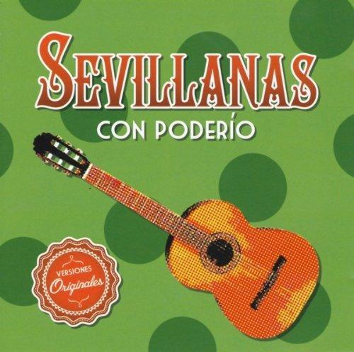 Sevillanas Con Poderio [Importado]