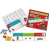 Really Good Stuff Formar Palabras Con Sílabas en Espanol (Make-A-Word Center – Syllables) Spanish Language Activity