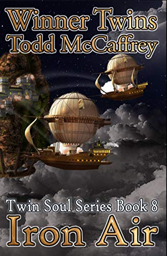 Iron Air (Twin Soul Series Book 8)