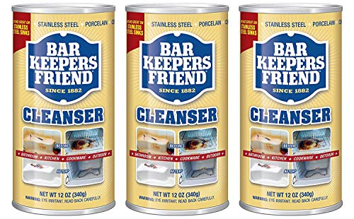Bar Keepers Friend Powdered Cleanser 12-Ounces