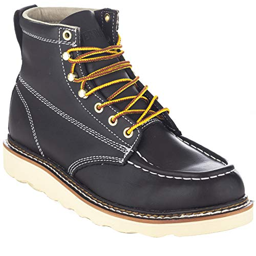EVER BOOTS 'Weldor Men's Moc Toe Construction Work...