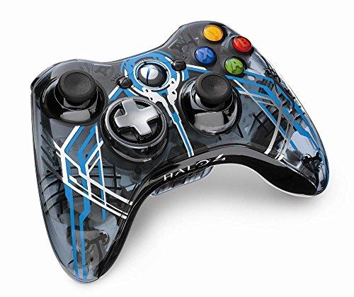Microsoft Manette sans fil pour Xbox 360 édition limitée Halo 4