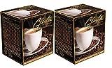 20 Sachets GlutaLipo Coffee 12-in-1 Slimming & Whitening