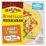 Old El Paso - Tortilla de Maíz y Trigo, 335g