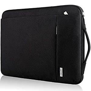 Landici Laptop Sleeve Waterproof Case Sleeve Cover Bag Compatible with iPad Pro/MacBook Air/MacBook Pro/Pro Retina/Notebook Computer/Tablet PC/Ultrabook
