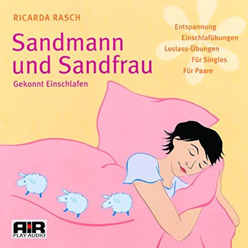 Sandmann und Sandfrau. Gekonnt Einschlafen Titelbild