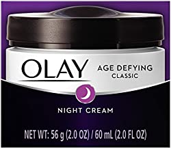 Night Cream by Olay Age Defying Classic Night Cream, 2 Ounce Packaging may Vary