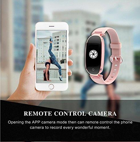 Bracelet Moniteur Flenco Rythme Cardiaque Sport Sommeil Activité Physique - 2