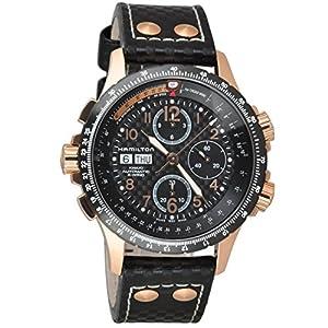 Hamilton Mens Khaki X Wind Watch H77696793